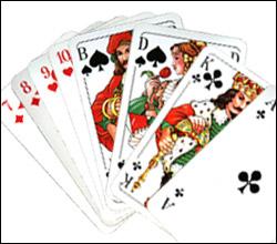 Skatkarten Bedeutung Kombinationen
