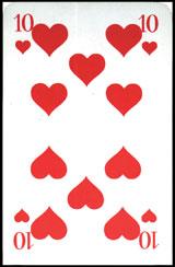 Herz 10: kartenlegen-beratung