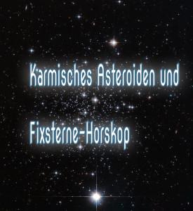 Asteroiden und Fixsterne-Horoskop: kartenlegen-Beratung.com
