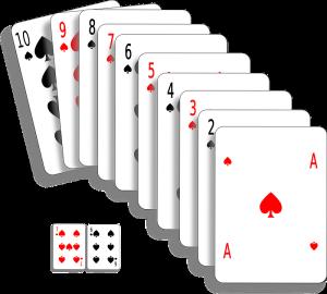 Kartenlegen mit Skatkarten: kartenlegen-ber