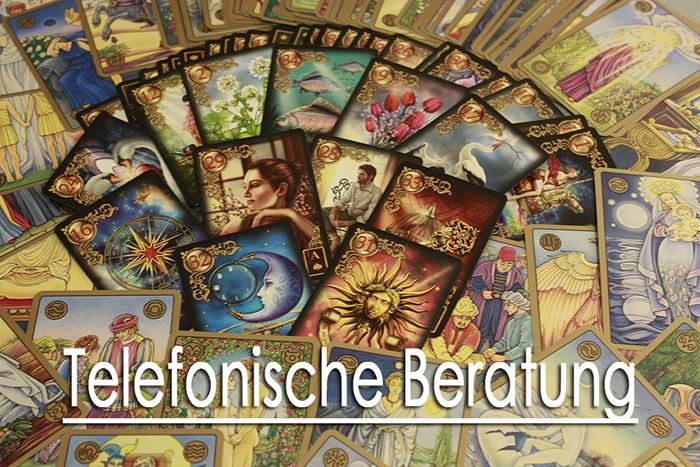 Telefonische BEratung: kartenlegen-beratung.com